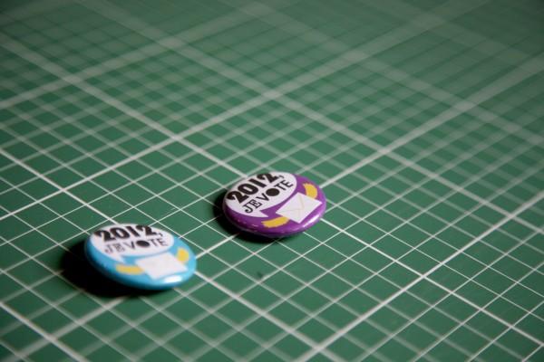 badges vote